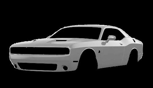 Цвета кузова Challenger